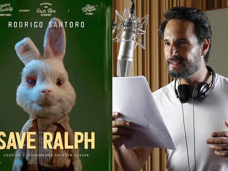 Save Ralph: campanha global da HSI contra testes cosméticos em animais