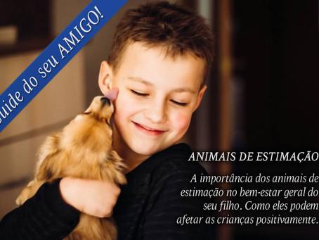 Animais de estimação: como eles podem afetar seu filho positivamente