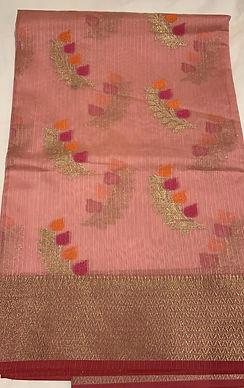 Kora silk saree