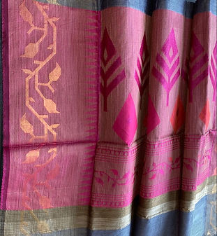 Kora cotton saree