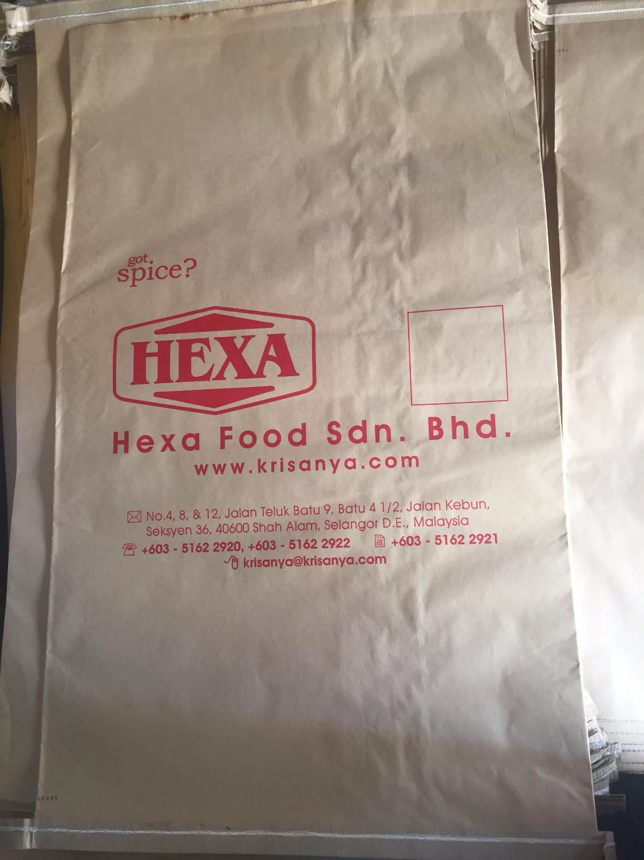 25kg Paper Bag