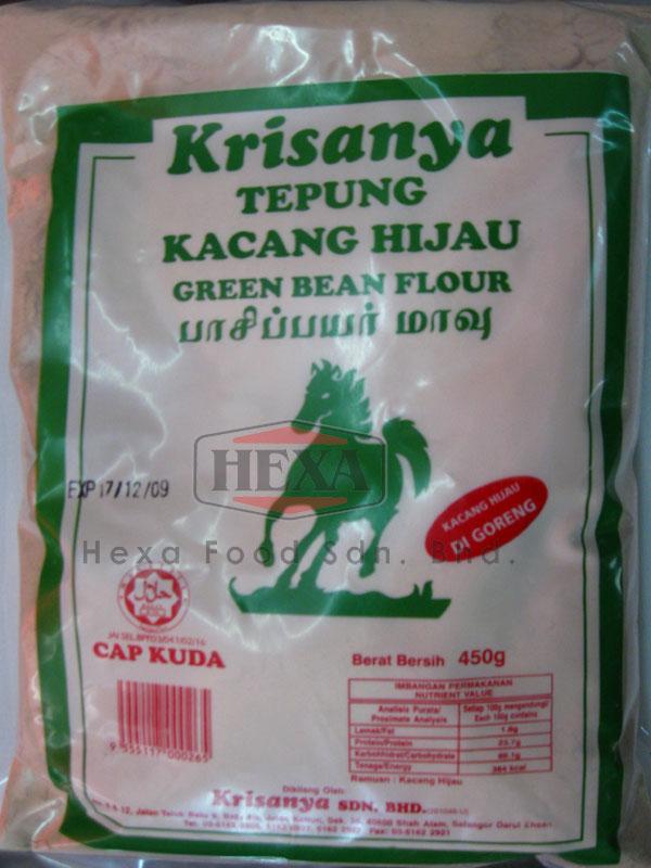 Hexa Green-Bean-Flour