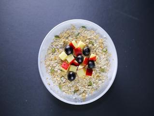An ideal diabetes-friendly & affordable meal: HEXA Breakfast Oat Mix