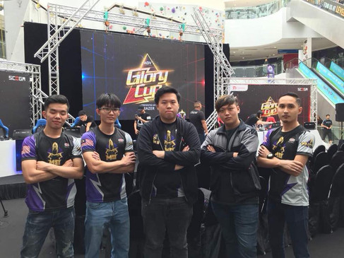 GLORY CUP IN SINGAPORE