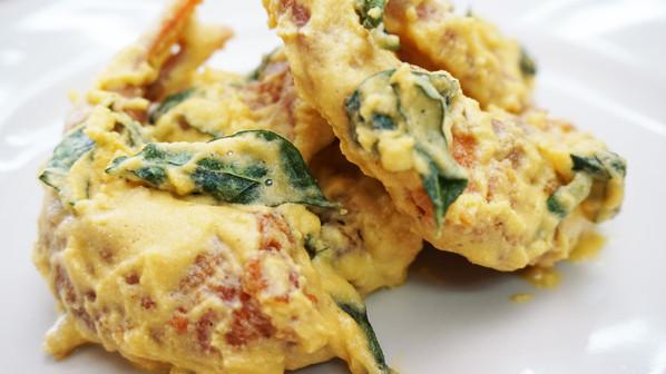 Golden ~ Creamy~ Rich~ Tasty~ HEXA Salted Egg Sauce (Powder Premix)
