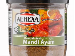 Hexa Arabic Spice