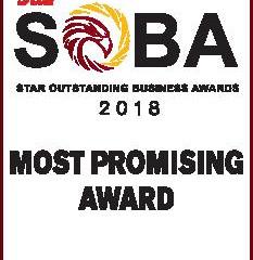 The Star Outstanding Business Awards Winner (SOBA) 2018