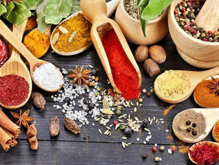 Health Benefits of Common Spices and Herbs