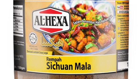 HEXA Sichuan Mala Spice Mix