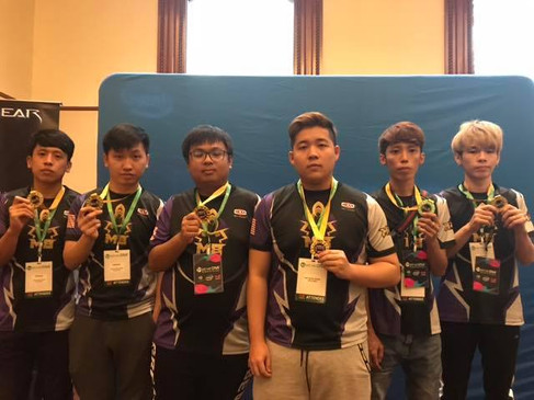 Our Starcraft 2 player Ranger & AoV team will be representing KUALA LUMPUR to compete in Nationals!