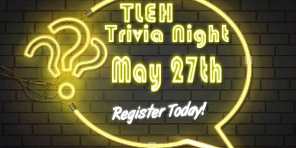 TLEH Trivia Night: A Trivia Lupus Fiasco