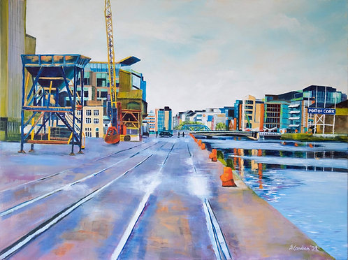 The Port of Cork 2021 - Limited Edition Print