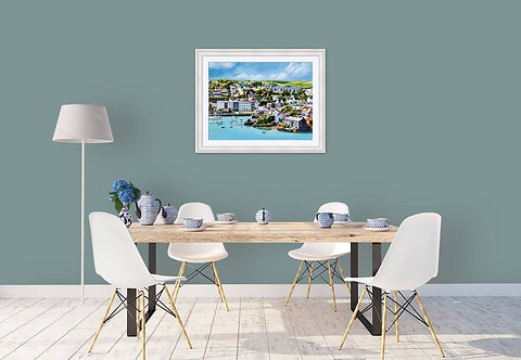 Kinsale Harbour Limited Edition Print UnFramed Full size