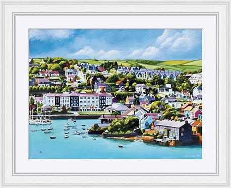 Framed - Kinsale Harbour 2019 - Limited Edition Print no 7/50