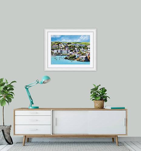 Kinsale Harbour Limited Edition Print UnFramed Small