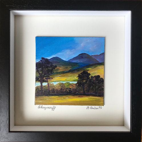 Glengarriff,  28.5 x 28.5cms Framed