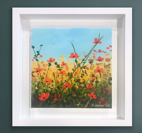 A Gift of Poppies