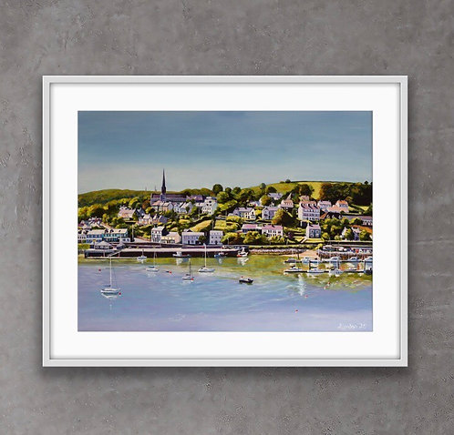 Crosshaven View from Currabinny 2020 -Limited Edition Print