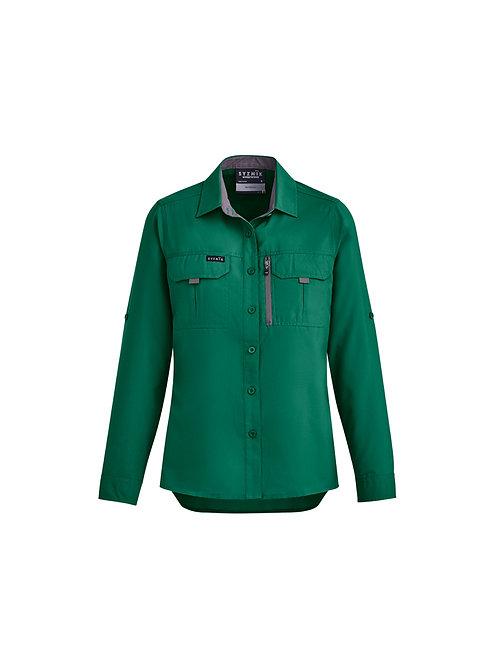 Womes Outdoor Long Sleeve Shirt