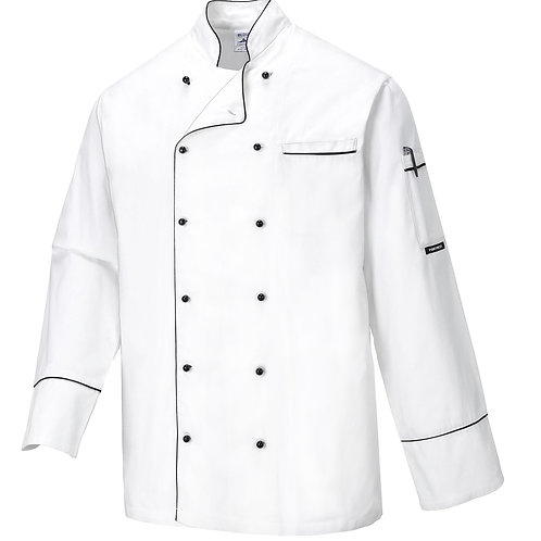 Portwest Cambridge Chef Jacket