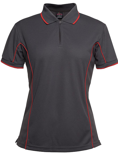 JBs Ladies Piping Polo 2