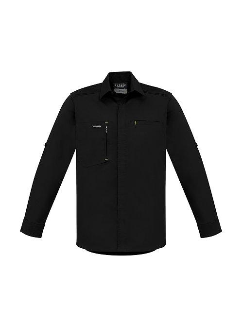 Syzmic Mens Streetworx Long Sleeve Shirt