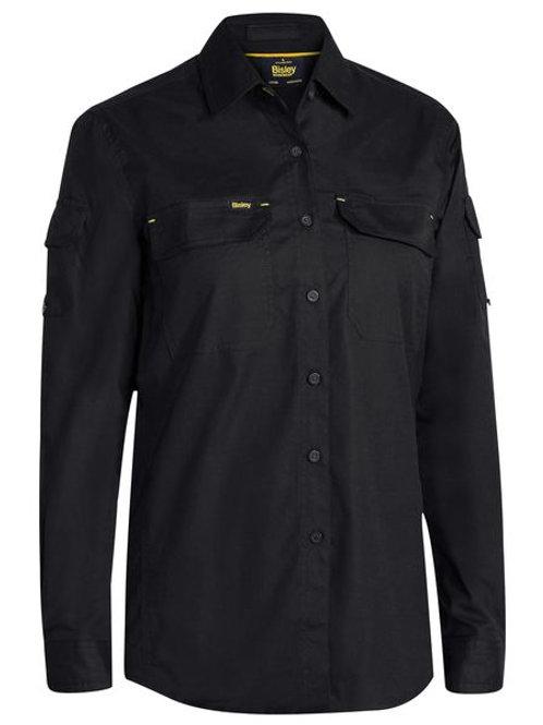 Bisley Womens X Airflow Ripstop Shirt