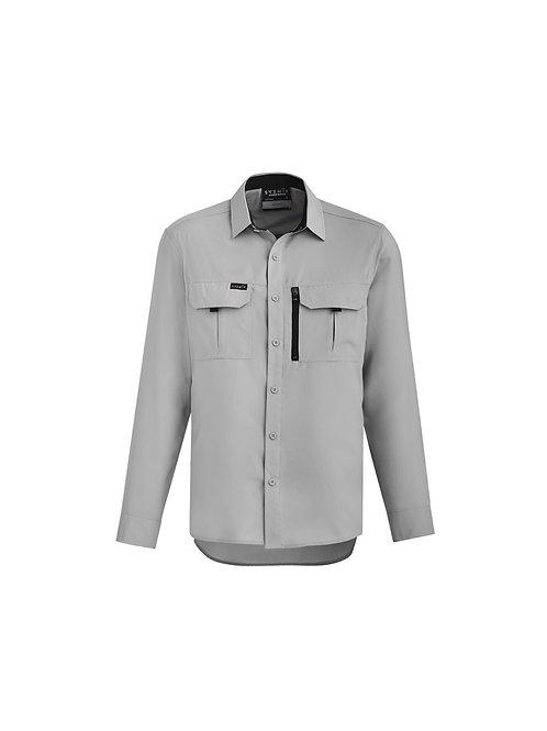 Mens Outdoor Long Sleeve Shirt