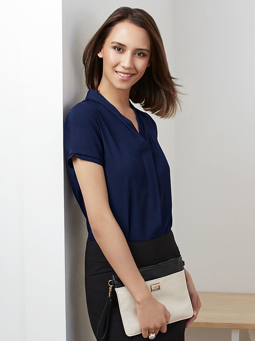 BC Ladies Madison Short Sleeve Shirt
