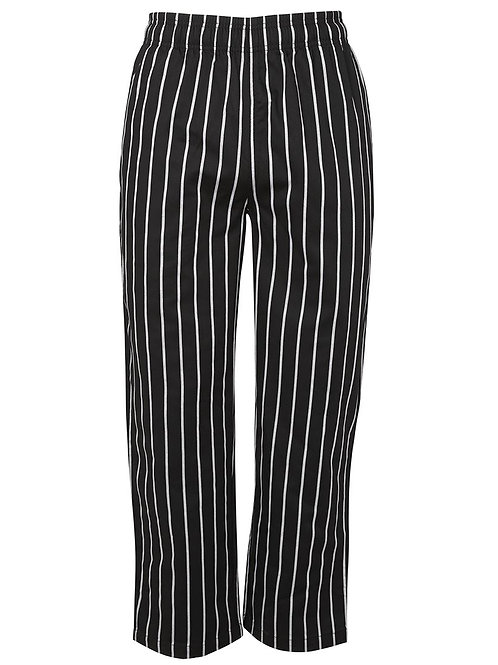 JB's Striped Chef Pant
