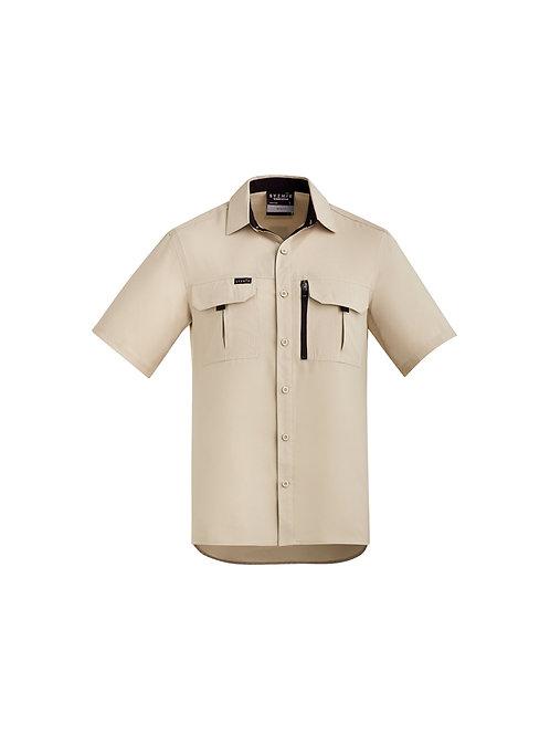Mens Outdoor Short Sleeve Shirt