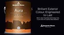 Aura Exterior Paint Lifetime Warranty