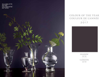 Benjamin Moore Colour Trends 2017