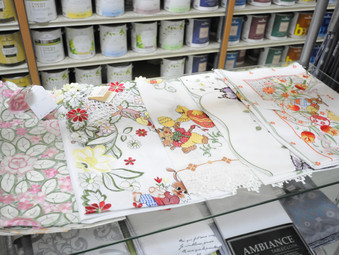 NEW STOCK: Easter Table Cloths