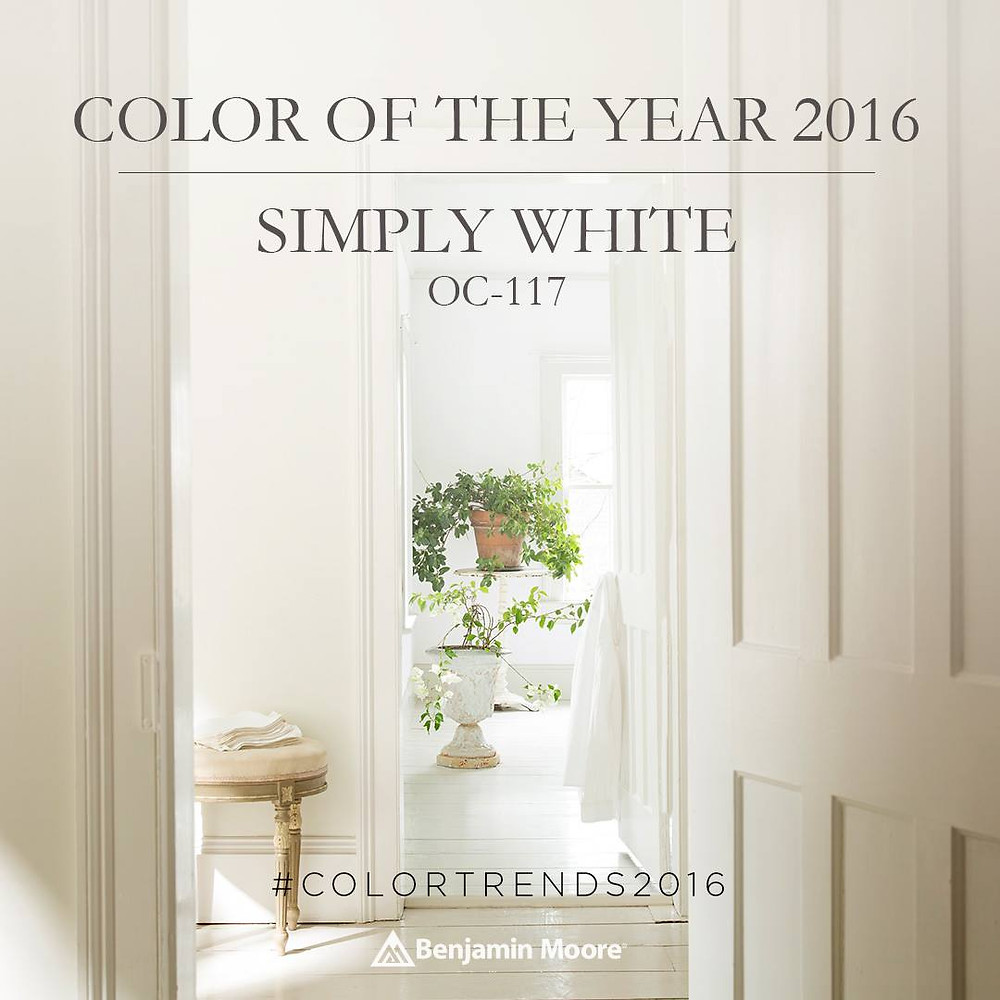 Benjamin Moore Colour Of The Year 2016