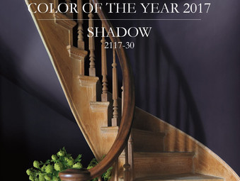 Benjamin Moore Colour Of The Year 2017