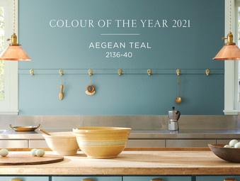 Benjamin Moore Colour Of The Year & Colour Trends 2021