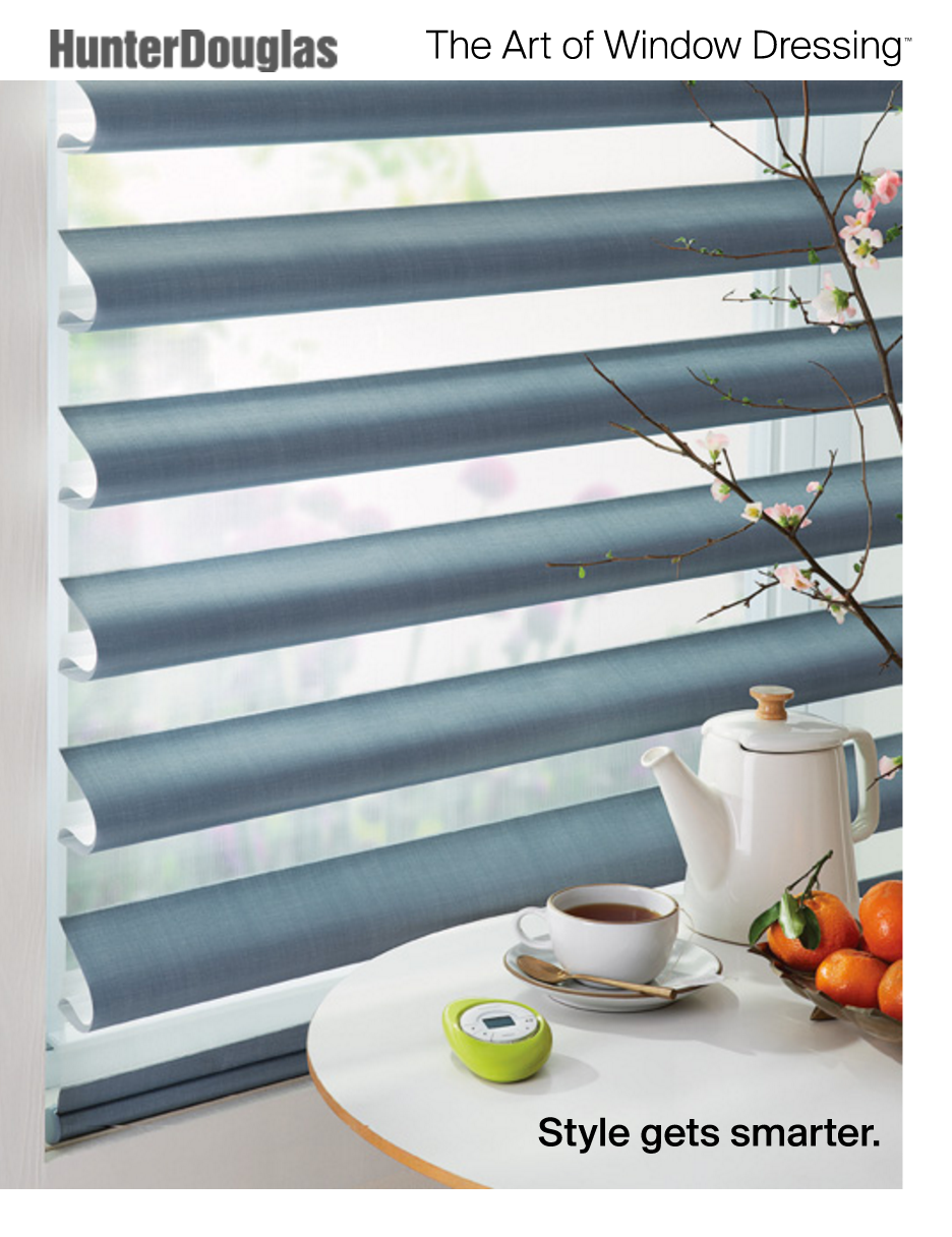 Hunter Douglas The Art of Window Dressing