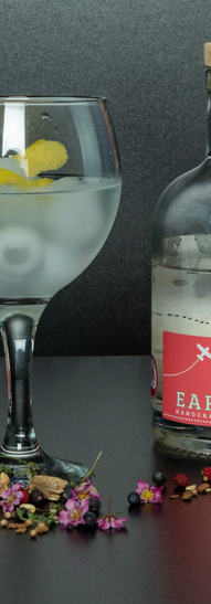 The Spirit of Adventure, Earhart Gin, perfect with a Poachers Tonic