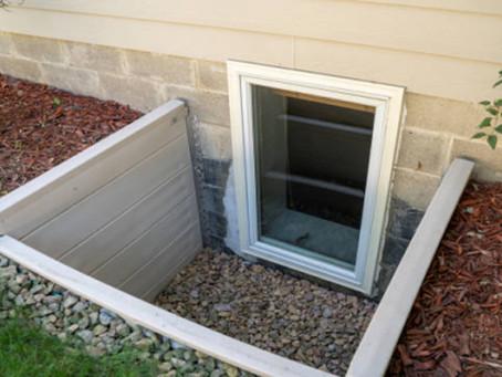 Three Important Reasons to Install Basement Egress Window