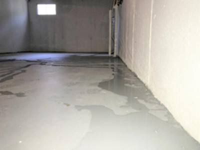 What causes basement moisture and how do you get rid of it?
