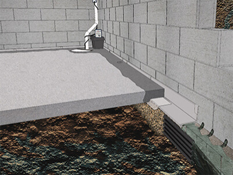 Top five advantages of basement waterproofing
