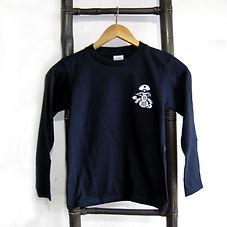 ダルマ武藏 子供Tシャツ130
