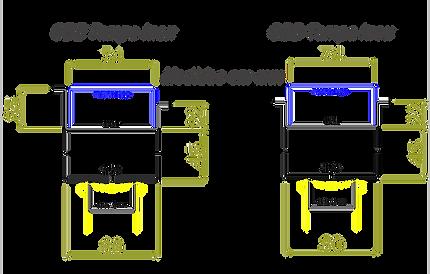 Ralo Linear Sifonado Residencial Tampa Inox Sob medida