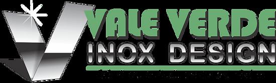 Logo Vale Verde Inox Design - Slogan PNG