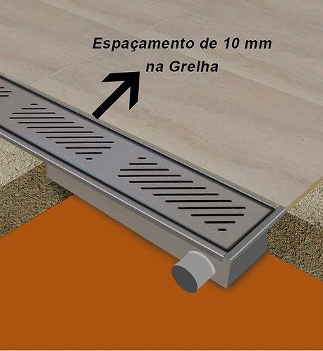 RCZI Seco com Espaçamento na Grelha 1.00 m