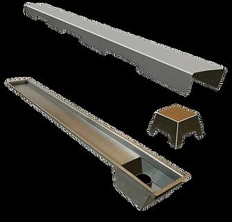 Ralo Linear Sifonado - Sistema de Sifonamento