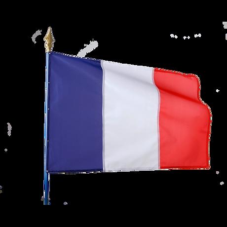 drapeau-francais-sur-hampe-p-109360-600x