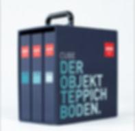 Büchi Boden_Schweiz_Anker Teppichboden_Cube: Der Objektteppichboden_Tufting