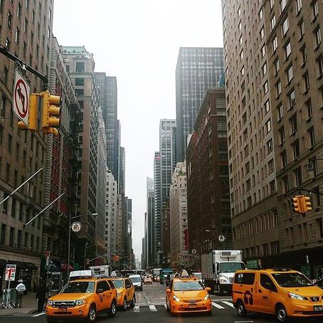 NYC... cette ville qui ne dort jamais